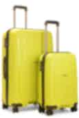 Antler Lightning 56cm & 78cm Hardside Luggage Set