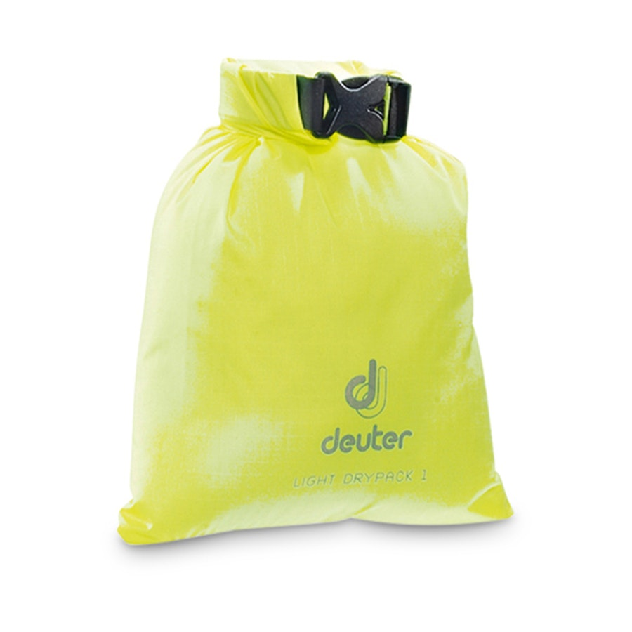 Deuter Light Drypack Neon Yellow