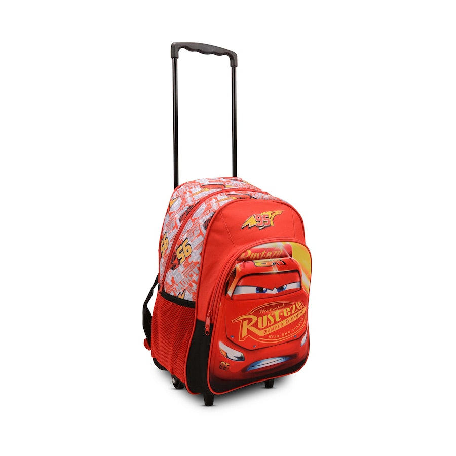 meetbelify kids rolling backpacks climbing stairs red rose for girls ... d340772cd33e9