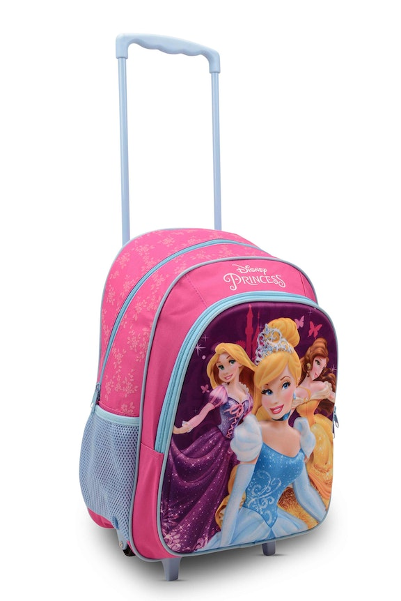 1f9feddf76f8 Disney Princesses Kids Wheeled Backpack
