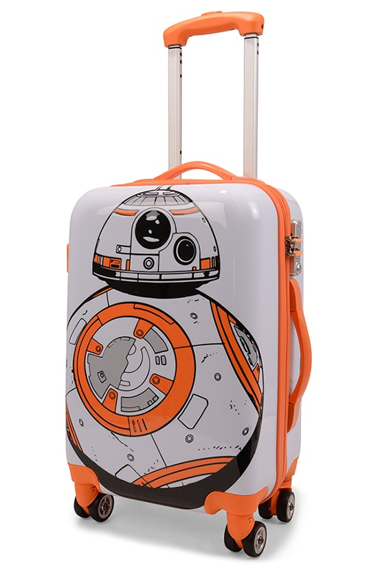 Disney Star Wars Bb8 55cm Carry On Kids Suitcase
