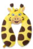 Go Travel Giraffe Kids Travel Neck Pillow