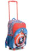 Marvel Captain America Kids Wheeled Backpack