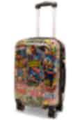 Marvel Comic Strip 55cm Carry-On Kids Suitcase