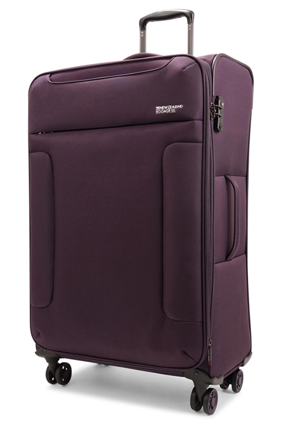 Nz Luggage Co So Lite 3 0 79cm Softside Spinner Suitcase