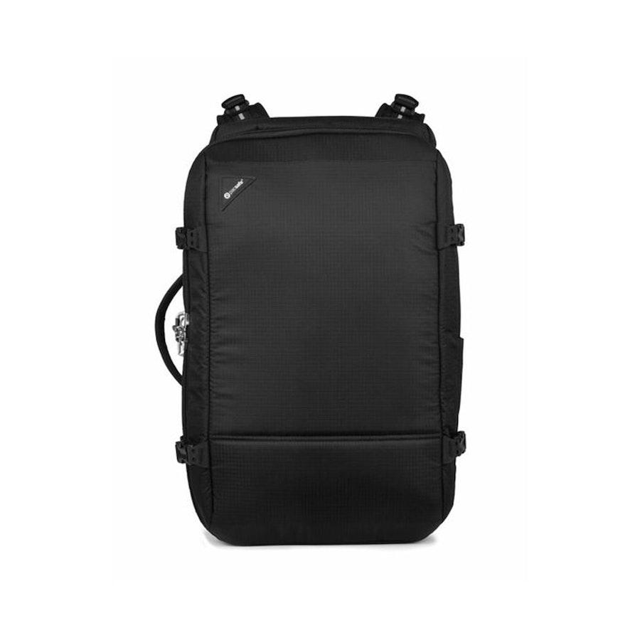 67148eb17 Pacsafe Vibe 40 Anti-Theft 40L Carry-On Backpack Jet Black | Main Image