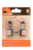 Samsonite TSA US Air Travel Key Lock - 2 Pack Black