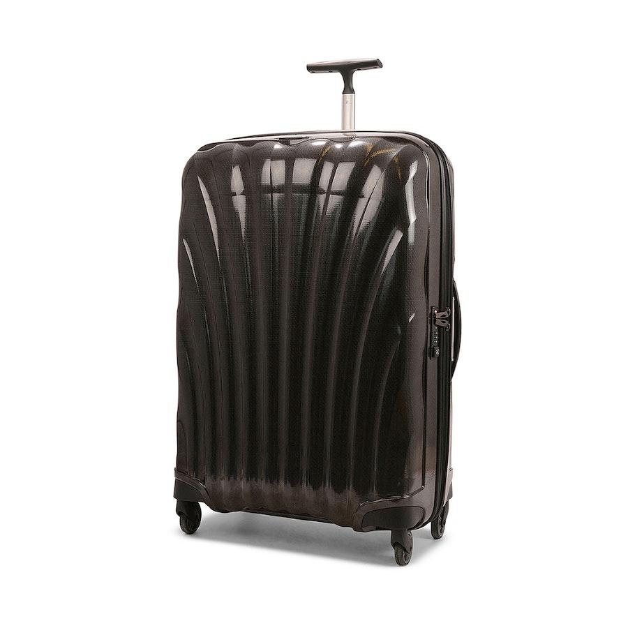 Schnäppchen 2017 die beste Einstellung begrenzter Verkauf Samsonite Cosmolite 3.0 75cm CURV Spinner Suitcase Black