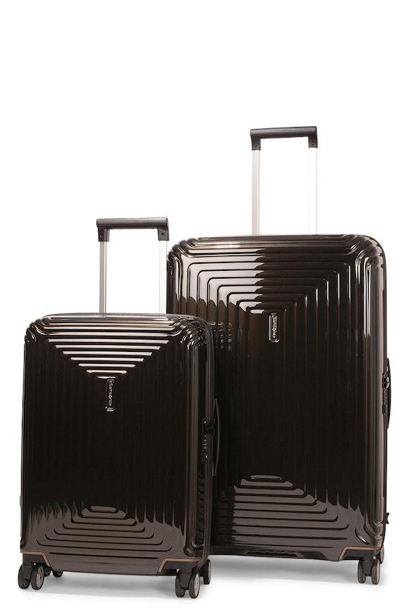5fb4dde1c Samsonite Aspero 55cm & 75cm Hardside Luggage Set