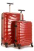 Samsonite Firelite Luggage Set 75cm & 55cm Chilli Red