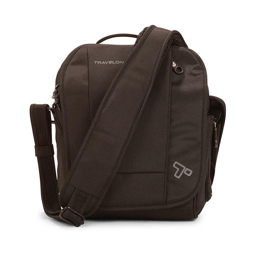 dcce12f6c4 Travelon Anti-Theft Urban Tour Bag RFID Black