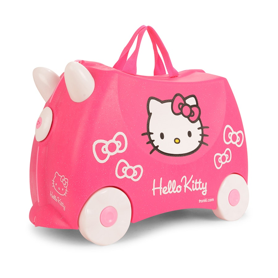 62d63330c Trunki Hello Kitty Kids Suitcase Pink | Main Image