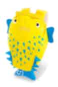 Trunki Spike the Blowfish - Medium PaddlePak Kids Backpack Yellow
