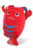 Trunki Pinch the Lobster - Medium PaddlePak Kids Backpack