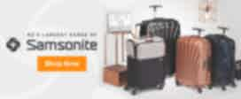 Shop Samsonite Luggage
