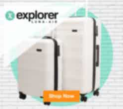Shop Explorer Luna-Air Luggage