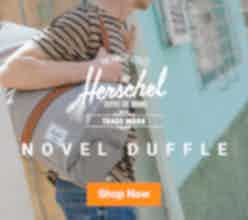 Shop Herschel Novel Duffle