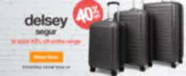 Shop Delsey Segur Luggage