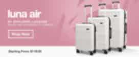 Shop Explorer Luna Air Luggage Sale