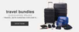 Shop Luggage and Travel Bundles