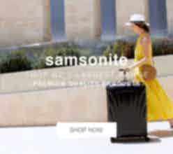 Shop Samsonite Luggage and Suitcases
