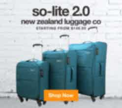 Shop NZ Luggage Co - So Lite